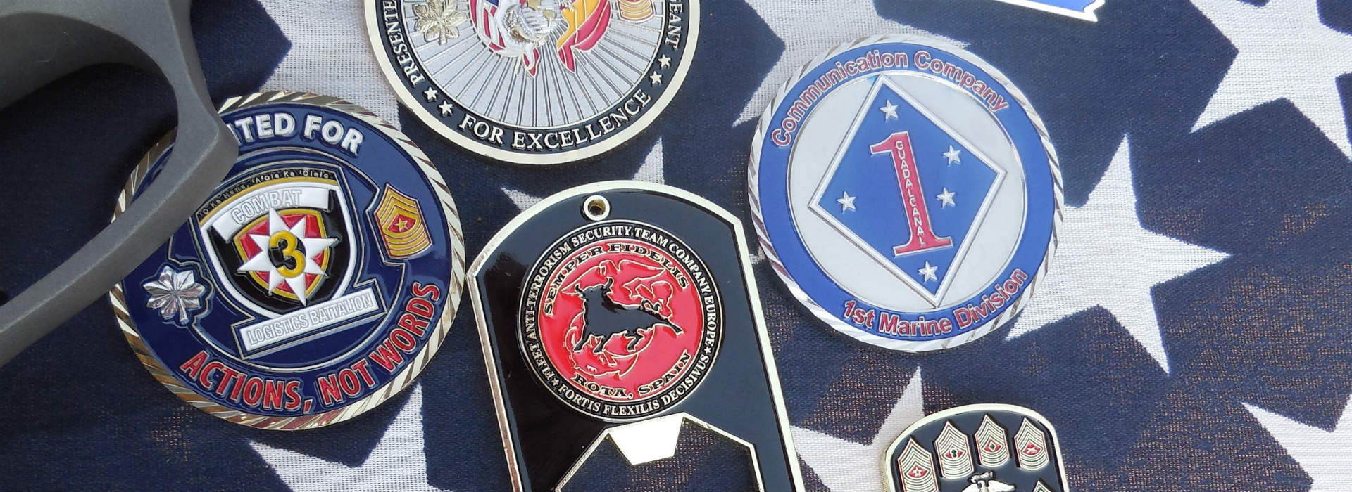 Custom Challenge Coins Special Shapes Header 02