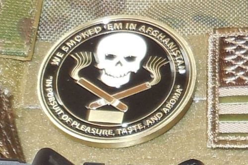 Custom Challenge Coin Of The Month – June 2016